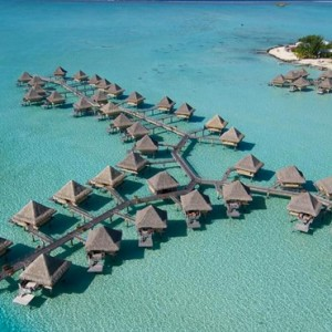 beach 3 - Intercontinental Bora Bora Le Moana Resort - Luxury Bora Bora Honeymoon Packages