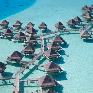 beach 4 - Intercontinental Bora Bora Le Moana Resort - Luxury Bora Bora Honeymoon Packages