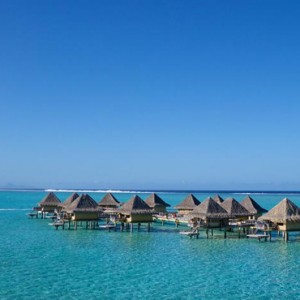 beach 5 - Intercontinental Bora Bora Le Moana Resort - Luxury Bora Bora Honeymoon Packages