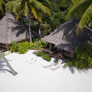 beach villas - Intercontinental Bora Bora Le Moana Resort - Luxury Bora Bora Honeymoon Packages