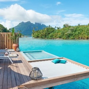 overwater villas 2---Conrad-Bora-Bora-Nui-Resort---Luxury-Bora-Bora-Honeymoon-Packages-