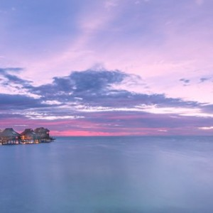 sunset---Conrad-Bora-Bora-Nui-Resort---Luxury-Bora-Bora-Honeymoon-Packages-