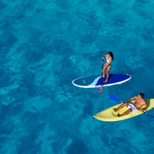 watersports 3 - Intercontinental Bora Bora Le Moana Resort - Luxury Bora Bora Honeymoon Packages