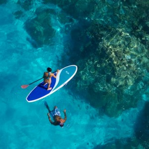 watersports 4 - Intercontinental Bora Bora Le Moana Resort - Luxury Bora Bora Honeymoon Packages