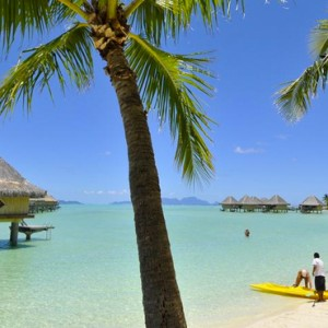 watersports 5 - Intercontinental Bora Bora Le Moana Resort - Luxury Bora Bora Honeymoon Packages