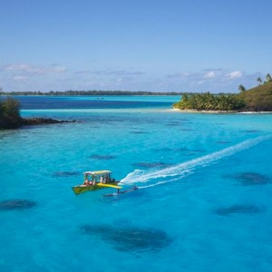 watersports - Intercontinental Bora Bora Le Moana Resort - Luxury Bora Bora Honeymoon Packages