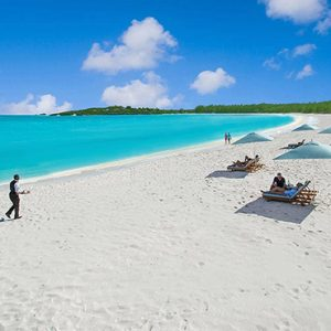 Bahamas Honeymoon Packages Sandals Emerald Bay Beach