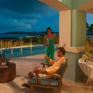 Bahamas Honeymoon Packages Sandals Emerald Bay Dining