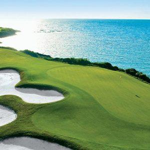 Bahamas Honeymoon Packages Sandals Emerald Bay Golf