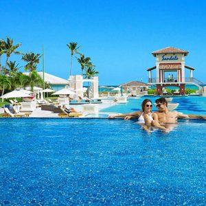 Bahamas Honeymoon Packages Sandals Emerald Bay Pool