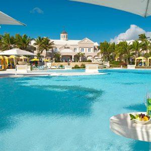 Bahamas Honeymoon Packages Sandals Emerald Bay Pool 6