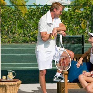 Bahamas Honeymoon Packages Sandals Emerald Bay Tennis