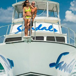 Bahamas Honeymoon Packages Sandals Emerald Bay Water Sports