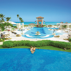 Bahamas honeymoon packages Sandals Emerald Bay Thumbnail