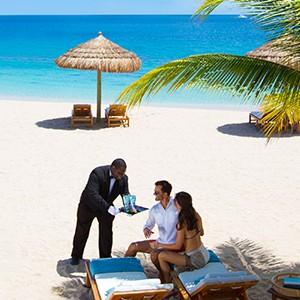 Butler Service - Sandals LaSource Grenada - Luxury Grenada Honeymoons