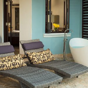 Grenada Honeymoon Packages Sandals Grenada Pink Gin Hideaway Room With Patio Tranquility Soaking Tub2