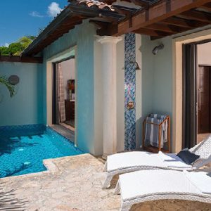 Grenada Honeymoon Packages Sandals Grenada South Seas One Bedroom Butler Villa With Infinity Edge Pool2