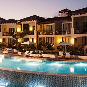 Night Views - Sandals LaSource Grenada - Luxury Grenada Honeymoons