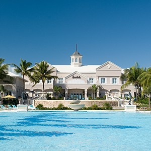 Pool - Sandals Emeral Bay Golf Tennis and Spa Resort - Luxury Bahamas Holidays