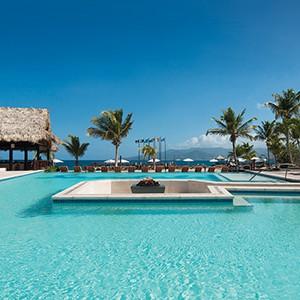 Pool - Sandals LaSource Grenada - Luxury Grenada Honeymoons