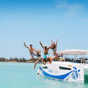 Mauritius Honeymoon Packages Angsana Balaclava Catamaran Cruise