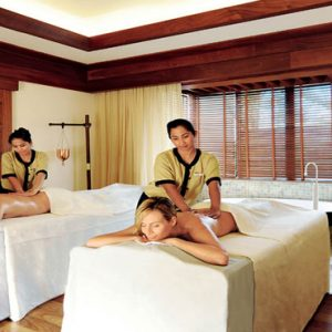 Mauritius Honeymoon Packages Angsana Balaclava Couple's Massage
