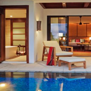 Mauritius Honeymoon Packages Angsana Balaclava Deluxe Pool Suite Partial Seaview3
