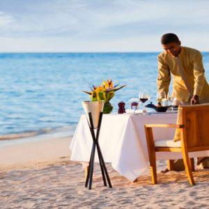 Mauritius Honeymoon Packages Angsana Balaclava Destination Dining On Beach