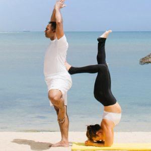 Mauritius Honeymoon Packages Angsana Balaclava Private Beach Yoga For Two