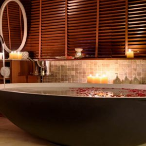 Mauritius Honeymoon Packages Angsana Balaclava Romantic Bath Soak