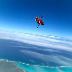 Mauritius Honeymoon Packages Angsana Balaclava Skydiving