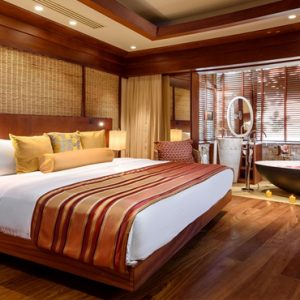 Mauritius Honeymoon Packages Angsana Balaclava Spa Sanctuary Suite With Private Garden
