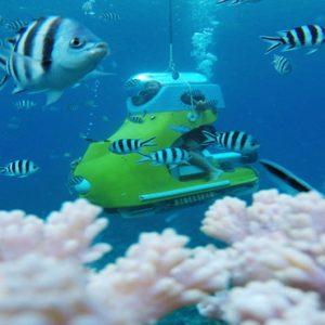 Mauritius Honeymoon Packages Angsana Balaclava Underwater Scooter Adventure