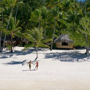 Beach 2 - Bora Bora Pearl Beach Resort - Luxury Bora Bora Honeymoon Packages