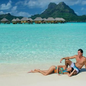 Beach - Bora Bora Pearl Beach Resort - Luxury Bora Bora Honeymoon Packages