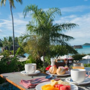 Dining 2 - Bora Bora Pearl Beach Resort - Luxury Bora Bora Honeymoon Packages