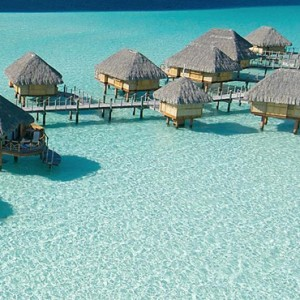 End Of Pontoon Overwater Suite - Bora Bora Pearl Beach Resort - Luxury Bora Bora Honeymoon Packages