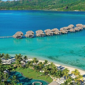 Exterior 3 - Four Seasons Bora Bora - Luxury Bora Bora Honeymoon Packages