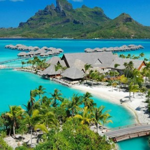 Exterior 4 - Four Seasons Bora Bora - Luxury Bora Bora Honeymoon Packages
