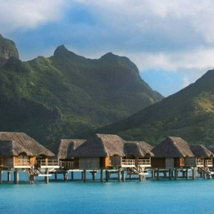 Exterior 5 - Four Seasons Bora Bora - Luxury Bora Bora Honeymoon Packages