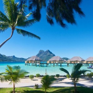 Exterior 6 - Bora Bora Pearl Beach Resort - Luxury Bora Bora Honeymoon Packages