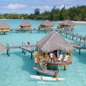 Exterior - Bora Bora Pearl Beach Resort - Luxury Bora Bora Honeymoon Packages