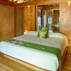 Garden Pool Villa 5 - Bora Bora Pearl Beach Resort - Luxury Bora Bora Honeymoon Packages