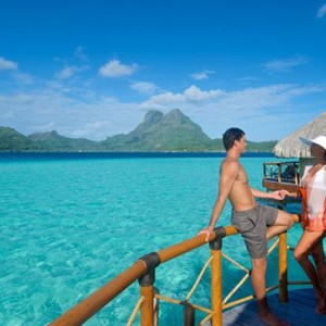 Honeymoon - Bora Bora Pearl Beach Resort - Luxury Bora Bora Honeymoon Packages