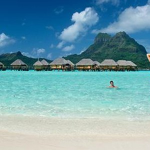 Lagoon Premium Overwater Suites 2 - Bora Bora Pearl Beach Resort - Luxury Bora Bora Honeymoon Packages