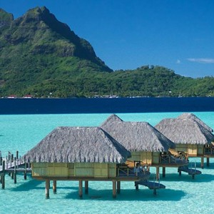 Lagoon Premium Overwater Suites - Bora Bora Pearl Beach Resort - Luxury Bora Bora Honeymoon Packages