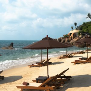 Thailand honeymoon Packages Silavadee Pool Spa Resort Beach