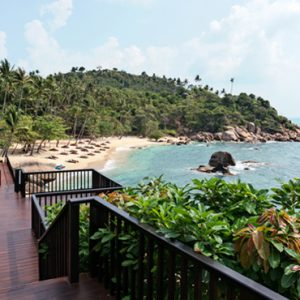 Thailand honeymoon Packages Silavadee Pool Spa Resort Beach 4