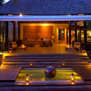 Thailand honeymoon Packages Silavadee Pool Spa Resort Lobby
