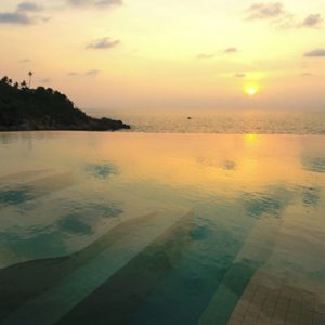 Thailand honeymoon Packages Silavadee Pool Spa Resort Pool